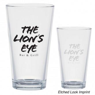 16 Oz. Classic Ale Pint Glasses