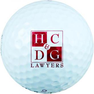 Wilson Ultra 500 Golf Balls One Color Imprint