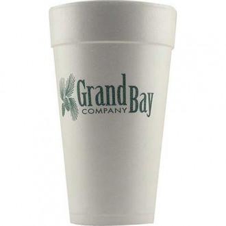24 oz. 500 Line Foam Cups