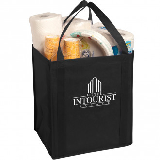 Large Non-Woven Grocery Totes