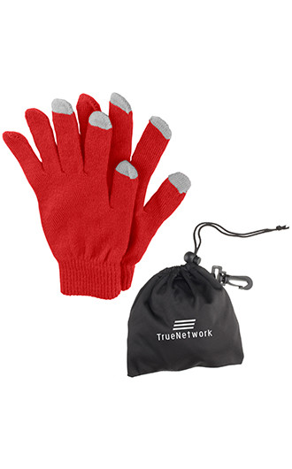 Touch Screen Gloves In Pouches