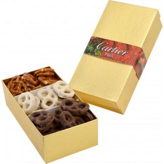 3 Way Pretzel Gift Boxes