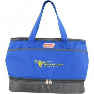 Coleman Dual Compartment Coolers