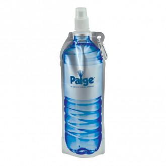 18oz. Hydra Flat Bottles