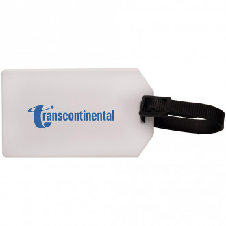 Business Card Luggage Tags