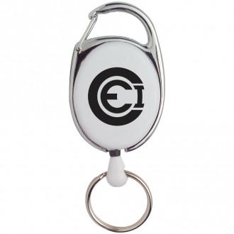Retractable Key Rings