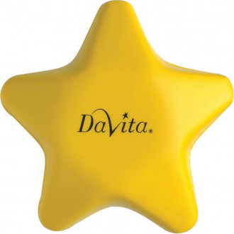Star Shaped Stress Relievers