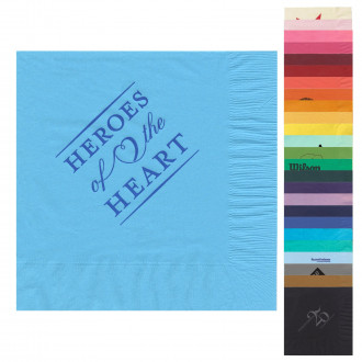 Colored Luncheon Napkins