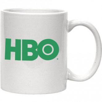 11 oz White Coffee Mugs