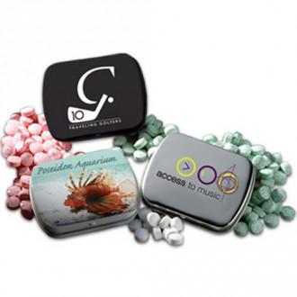 Mini Hinged Tins - Mini Mints