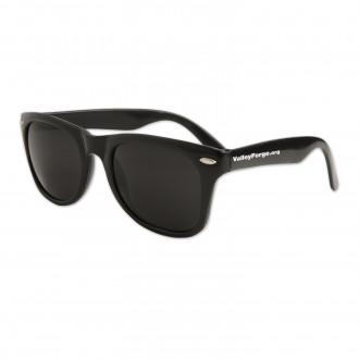 Iconic Blues Brothers Custom Sunglasses
