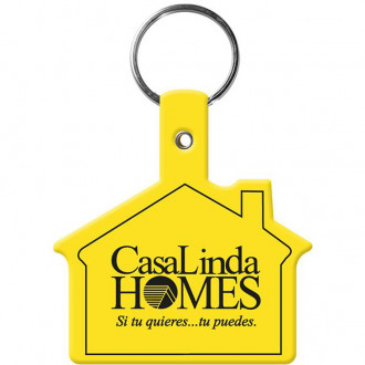 House Flexible Key-Tags