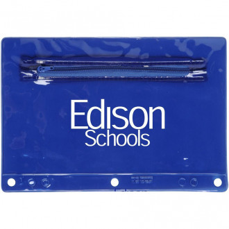 Translucent Deluxe School Kits-Imprinted Contents