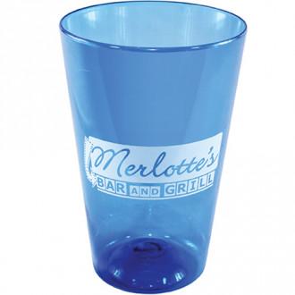 16 oz. Plastic Pint Glasses