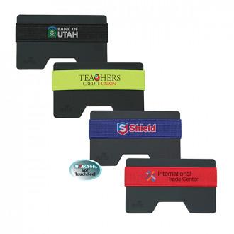 Halcyon RFID Phone/Card Holders, Full Color Digital