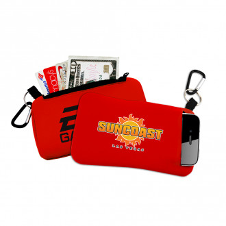 Smartphone Holder with Pouches