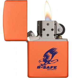 Matte Color Windproof Zippo Lighters