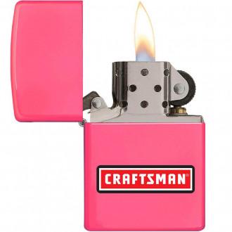 Neon Color Windproof Zippo Lighters