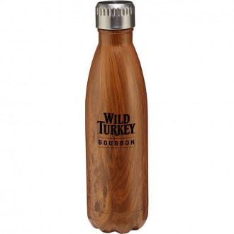 17 oz. Woodgrain Cascade Bottles