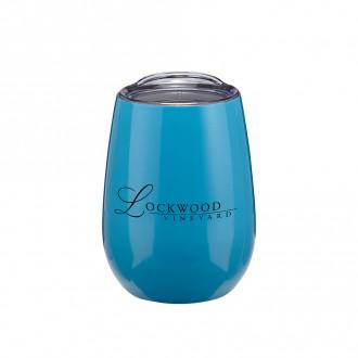 Vino Stainless Steel Stemless Wine Glasses