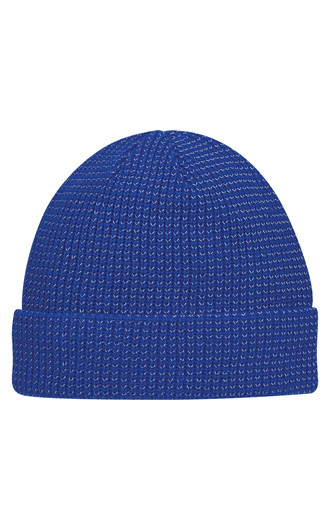 Reflective Beanies With Cuff