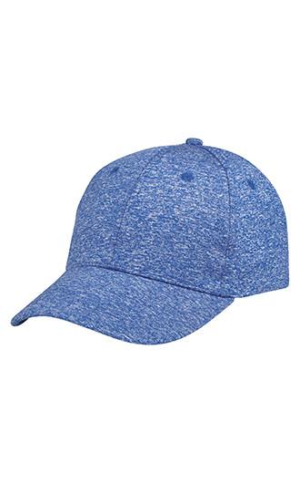 Heathered Jersey Caps
