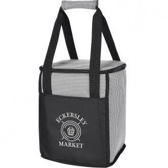 Hunter Houndstooth Coolers Bags