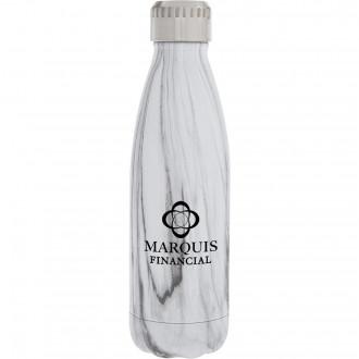 16 Oz. Marbled Swiggy Bottles