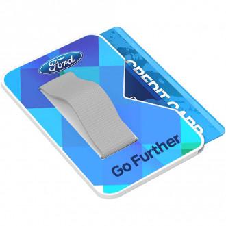Clutch Security Strap & Cardholder