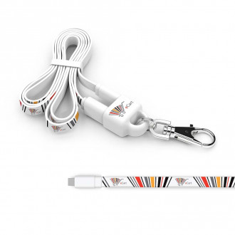 Lanyard: Charging Cable & Lanyards