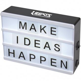 LED USB Cinema Box