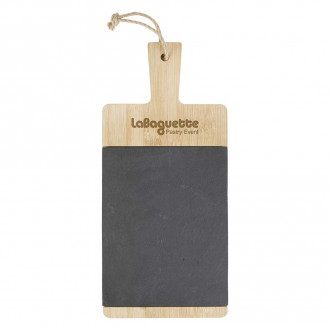 Bamboo & Slate Charcuterie Cutting Boards