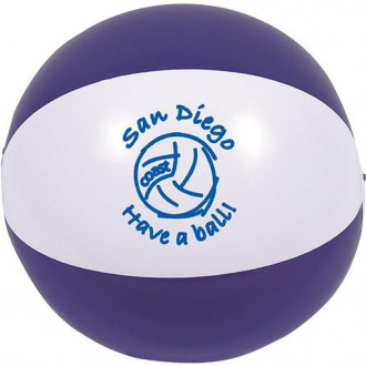 16 Inch Two Tone Beach Balls