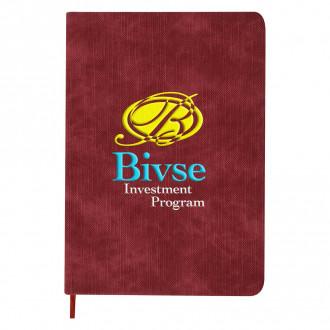 Marble Tie-Dye Notebooks