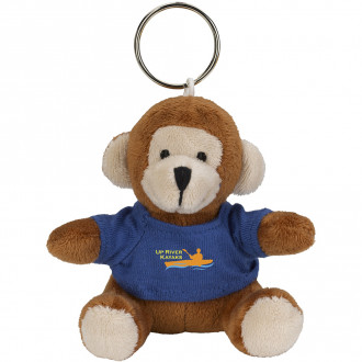 Mini Monkey Key Chains