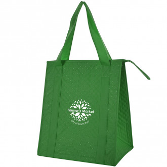 Dimples Non-Woven Coolers Totes