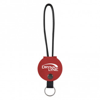 3-In-1 Charging Cable Snap Wraps & Key Rings