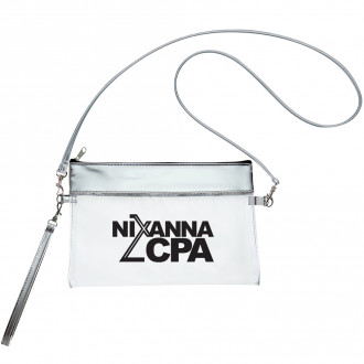 Game Day Clear Wristlet Pouches