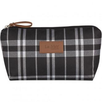 Soho Tartan Cosmetic Bags