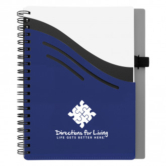 Double Dip Spiral Notebooks