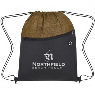 Cubic Drawstring Bags