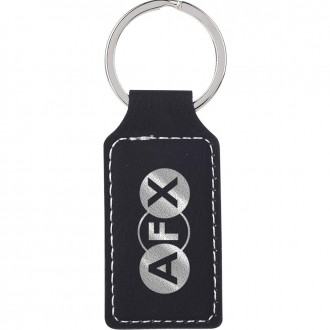 Belvedere Stitched Key Tags