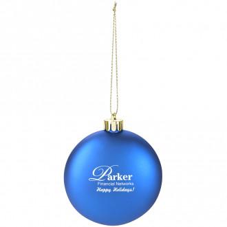 Round Disk Ornament