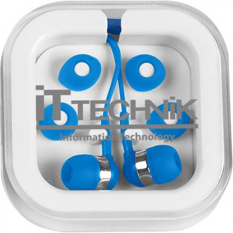 Ear Buds In Cases - Full Color