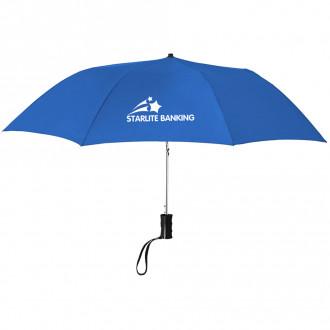 36-Inch Arc Telescopic Folding Umbrella