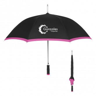 46-inch Arc Two Tone Umbrella
