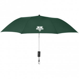 44-Inch Arc Telescopic Folding Umbrella