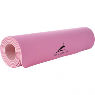 Two -Tone Double Layer Yoga Mats