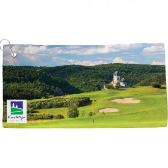 Golf Towels - Dye Sublimated