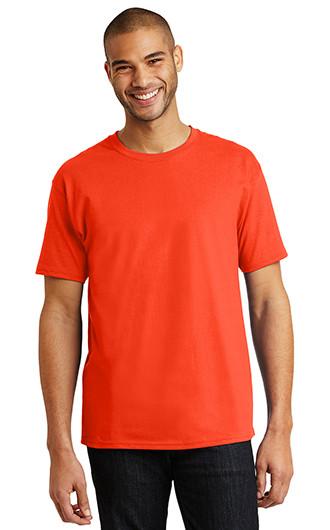 Hanes - Tagless 100% Cotton T-shirts